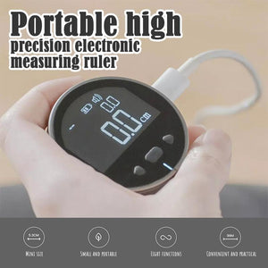 New Portable Electronic Measuring Ruler