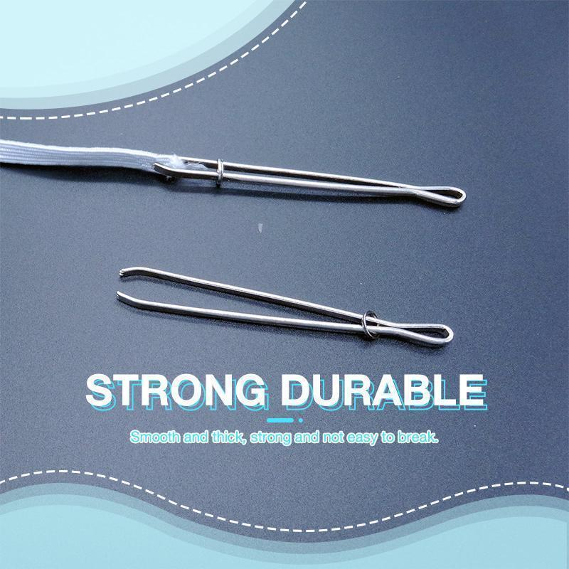 Elastic Band Rope Wearing Threading Tool (2pcs)