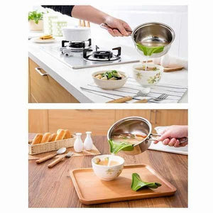 Anti-spill Kitchenware Deflector - Liquid Funnel Soup Diversion Cooking Tools