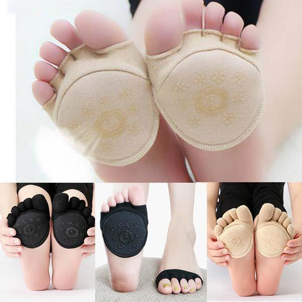 Comfortable Non-slip Corrective Toe Socks(3pcs)