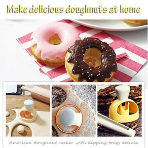 Doughnut Mould(2pcs)