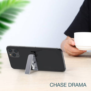 Concealed Portable Folding Mobile Phone Holder