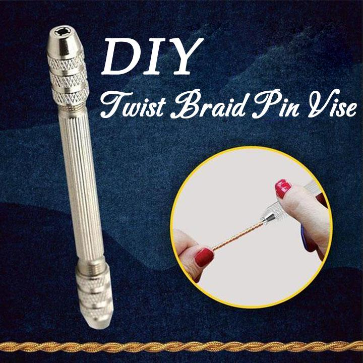 Twist Braid Pin Vise
