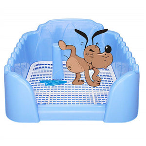 Splash-proof Dog Toilet