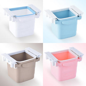 Retractable Drawer Trash Can