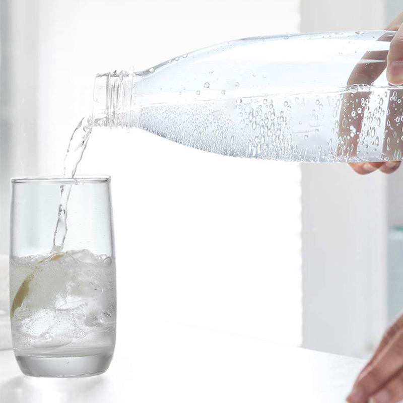 Manual Quick Sparkling Water Juice Soda Maker