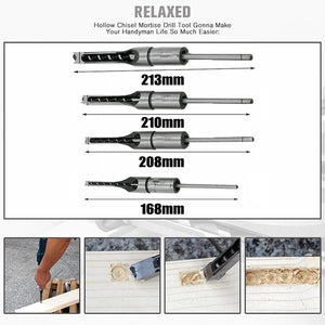 Woodworking Square Hole Drill Bits
