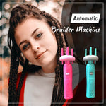 Twists Braids In Seconds Automatic Braider Machine