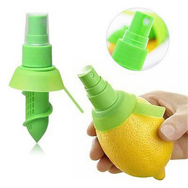 Lemon sprayer gadget (Special Promotion)