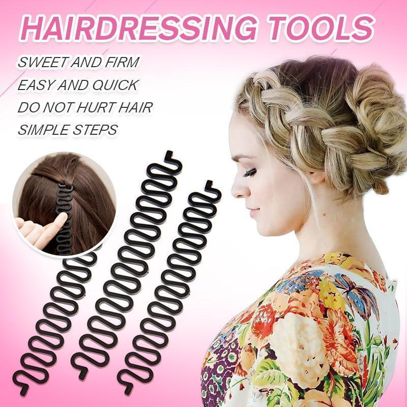 Hairdressing Tools 3Pcs (In Stock/Ship Within 2 Days)