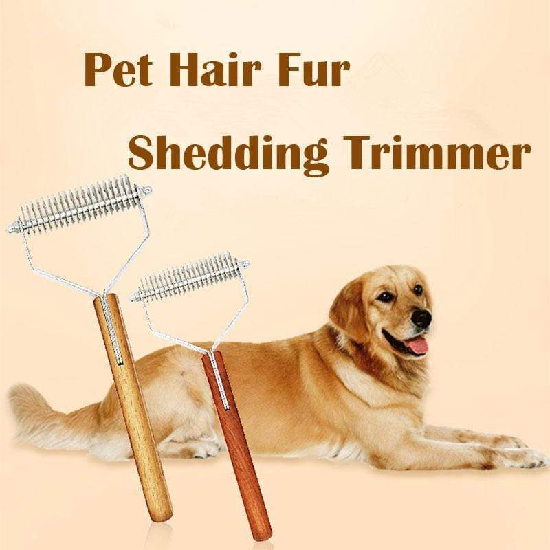 Pet Hair Fur Shedding Trimmer