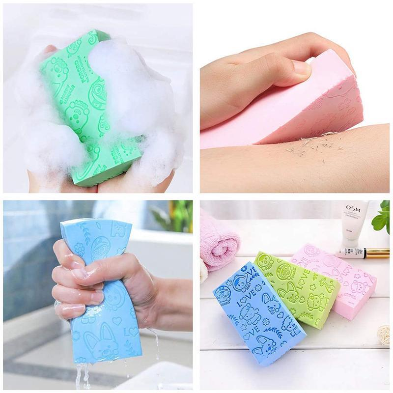 Strong Cleaning Sponge (3Pcs)
