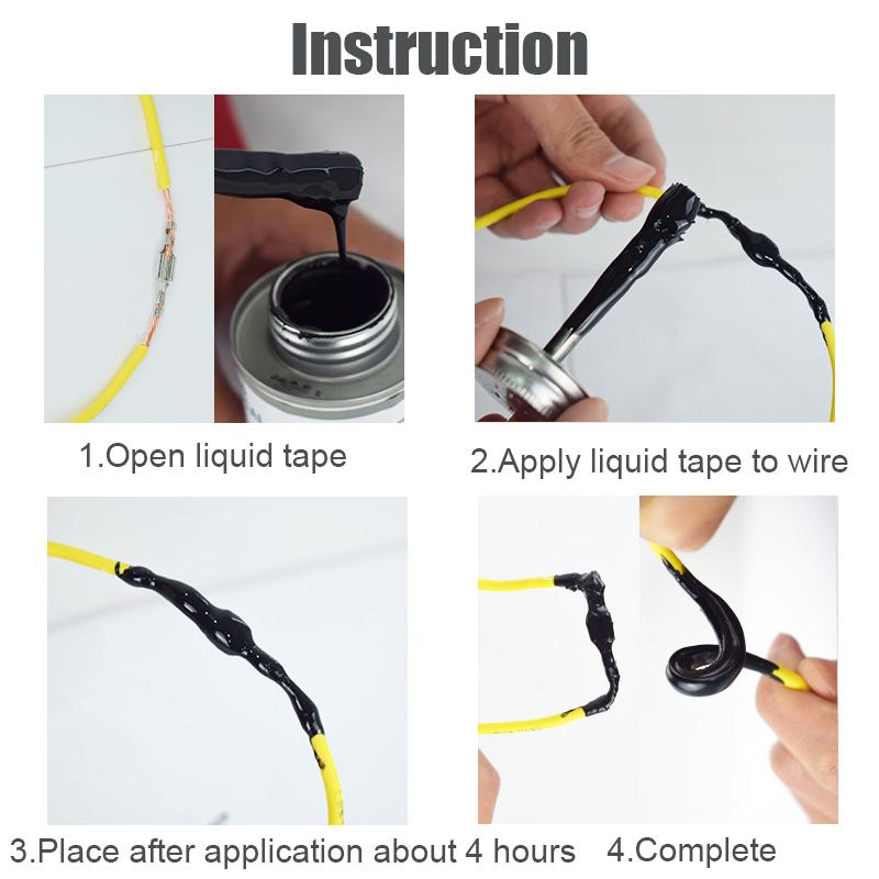 (NEW!)Liquid Insulation Tape