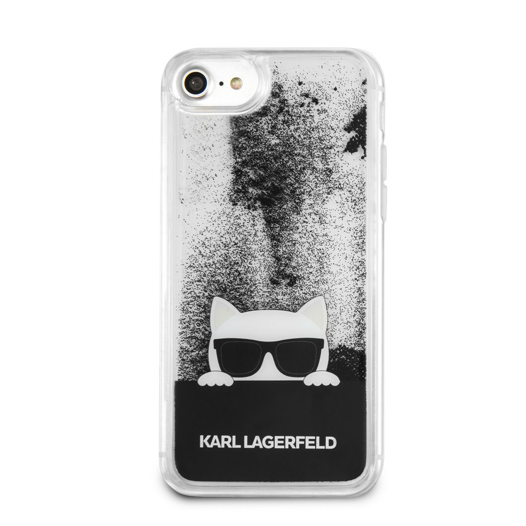 Funda Case Karl Choupette Gafas Negras iPhone 6,7,8 y SE