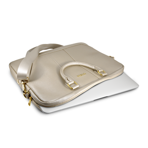 Staffiano Look- Portafolio Urban Guess Beige