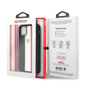 Funda Case Silicon Negra Ferrari iPhone 11