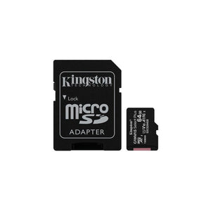 Micro SD Kingston Canvas select 64GB