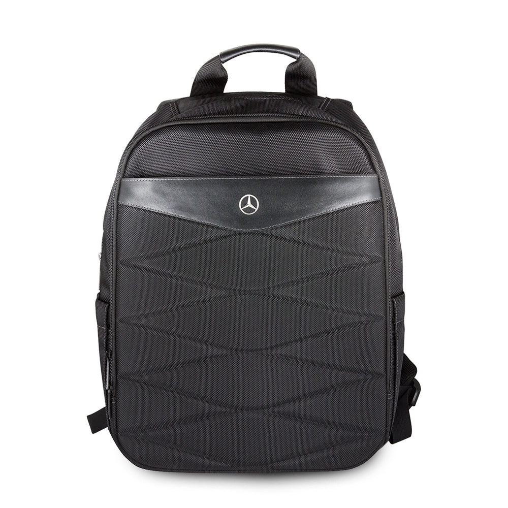 Backpack Mochila Urban Mercedes Benz Negro