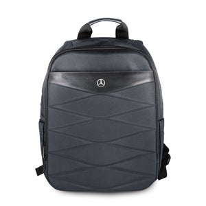 Backpack Mochila Urban Mercedes Benz Gris