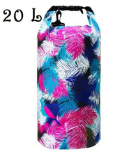 Load image into Gallery viewer, PVC 5L 10L 20L Outdoor Diving Compression Storage Waterproof Bag Dry Bag For Man Women Swimming Rafting Kayak - BittyDeal