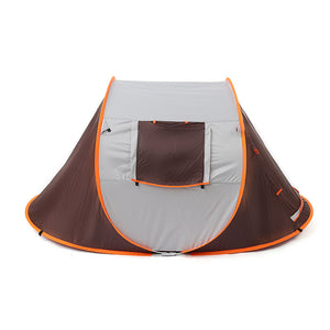 2-8 People Fully Automatic Camping Tent Windproof Waterproof Automatic Pop-up Tent Family Outdoor Instant Setup Tent 4 Season - FlexPro