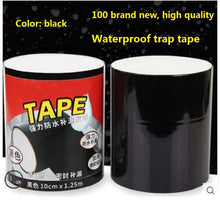 Load image into Gallery viewer, Super Strong Waterproof Repair Tape, Stop Leaks, Adhesive Duct Tape - FlexPro