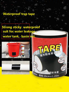 Super Strong Waterproof Repair Tape, Stop Leaks, Adhesive Duct Tape - FlexPro
