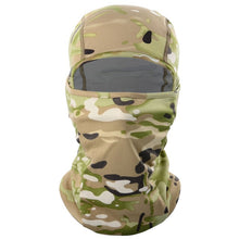 Load image into Gallery viewer, Camouflage Full Face Mask for Cycling, Hunting, Army, Bike, Military, Helmet - BittyDeal