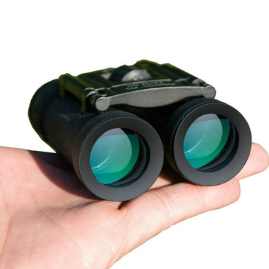 Military HD 40x22 Binoculars Professional Hunting Telescope Zoom High Quality Vision No Infrared Eyepiece Outdoor Trave Gifts - FlexPro