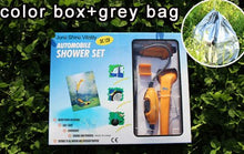 Load image into Gallery viewer, Travel & Camping Shower, DC 12V, Portable set, USB car Washer - FlexPro