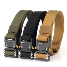 Load image into Gallery viewer, Tactical Belts, Adjustable, Heavy Duty, Military Waist Belt - FlexPro
