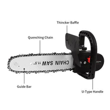 Load image into Gallery viewer, Chain Saw Bracket Set, 11.5 Inch M10/M14/M16, Electric Saw Parts: 100 - 125 - 150 - FlexPro