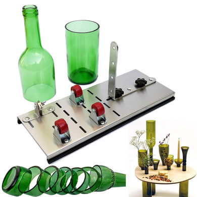Professional Glass Bottle Cutter Tool - BittyDeal