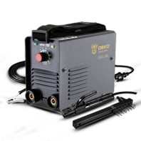 Inverter Electric Welding Machine with Cables, DEKO DKA-180Y, 180A, 6.8KVA, IP21S, MMA Welder for Welding and Electric Working - BittyDeal