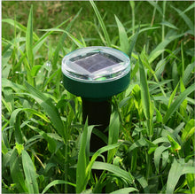 Load image into Gallery viewer, Garden Solar Ultrasonic Repeller,  Control: Mole, Mouse, Pest, Snake, Mosquito. - BittyDeal