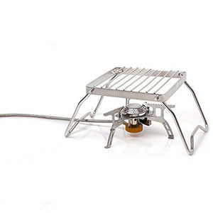 Mini Portable BBQ, Grill,  Pocket BBQ,  Stainless Steel, Accessories For Home - FlexPro