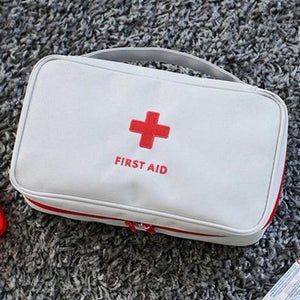 Emergency First Aid Bag, Multi-Layer, Medical Rescue Bag - FlexPro