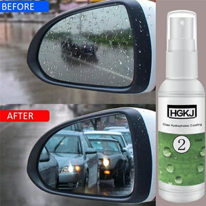 Car Cleaning HGKJ-2-20ml Rainproof Nano Hydrophobic Coating Glass Hydrophobic Coating Auto Window Cleaner Car Accessories TSLM1 - FlexPro