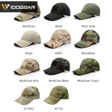 Load image into Gallery viewer, Sports&Tactical Baseball Cap, Airsoft Baseball Cap, Outdoor Caps - BittyDeal