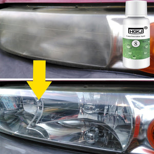 20ml HGKJ Auto Car Accessories polishing headlight agent bright white headlight repair lamp Cleaning Window Glass Cleaner TSLM1 - FlexPro