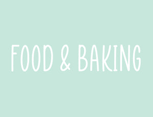 Food, Drinks & Baking