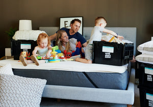 Fun Ways to Get the Kids Involved in Organizing the Home
