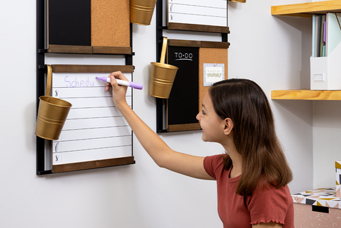 Organizing with Kids Chore Lists