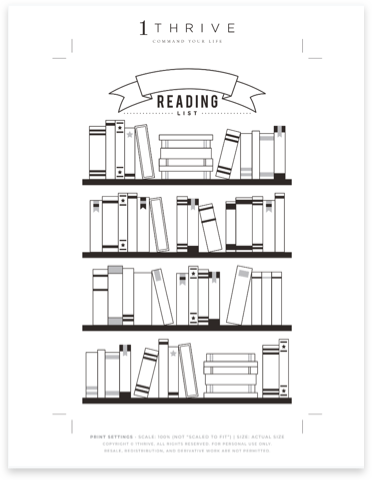 Visual Reading List