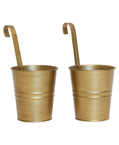 Brushed Gold Cups