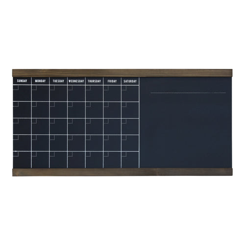 Large Monthly Blackboard