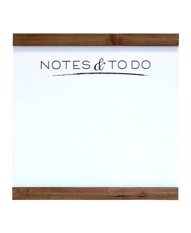 Medium White Notes & To Do 1WRITE Board