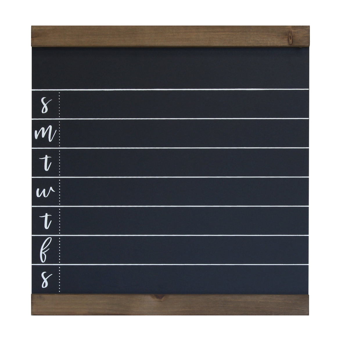 Medium Weekly Blackboard