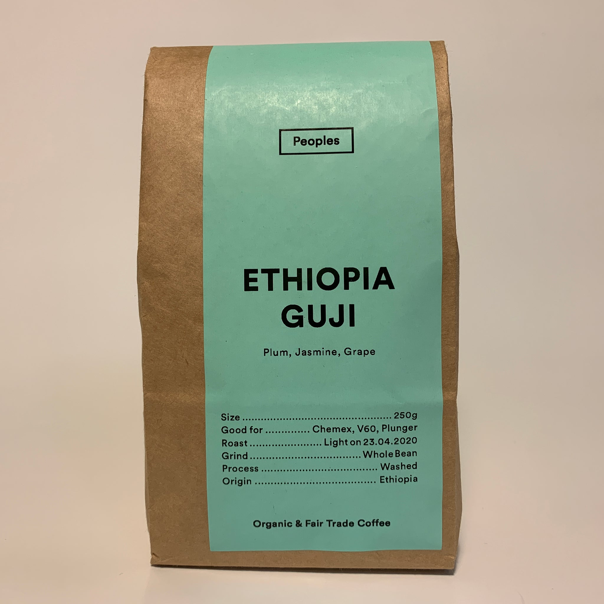 Ethiopia Guji by Peoples Coffee