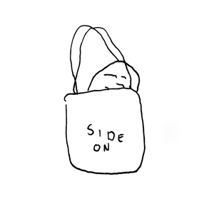 Tote and a Loaf (white)